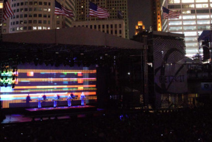 'Detroit nie upadło' – relacja z Movement Festival