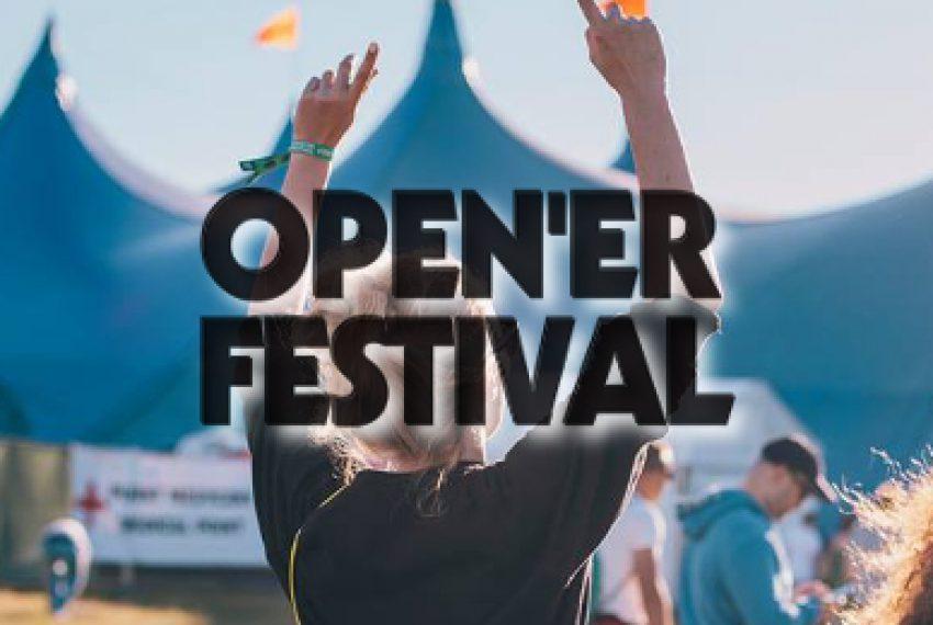 Znamy time-table Open'er Festival 2016