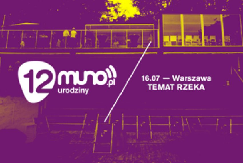 12. urodziny Muno.pl – świętujemy w Warszawie