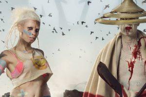 Słodka i romantyczna płyta Die Antwoord. Wyobrażacie sobie?