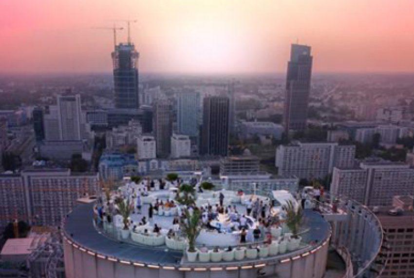 Roof Party zmierza do Warszawy – BILETY