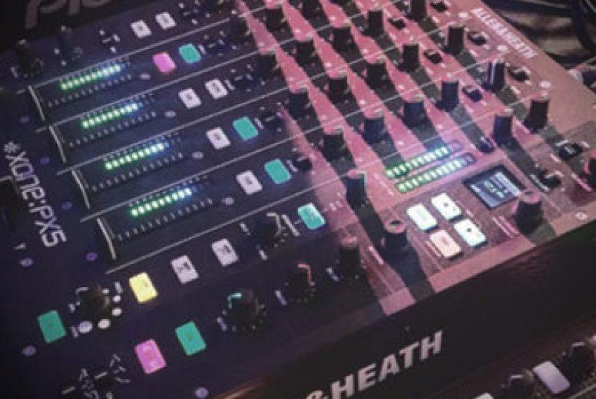 Allen & Heath prezentuje mixer Xone:PX5