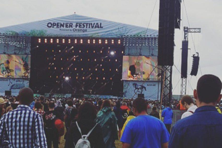 Znamy datę Open'er Festival 2017