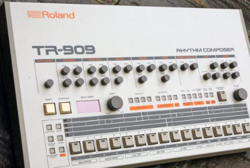 9 września powróci Roland TR-909?