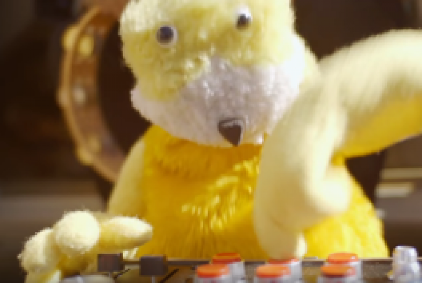 Mr Oizo – All Wet