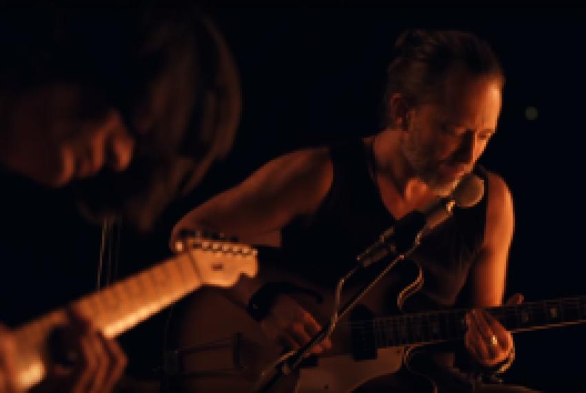 Radiohead – Present Tense
