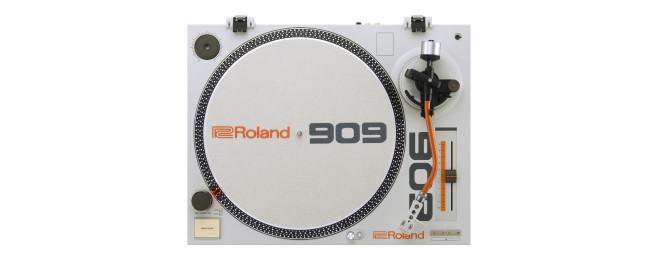 Roland jednak zaskoczył! Zobacz gramofon TT-99
