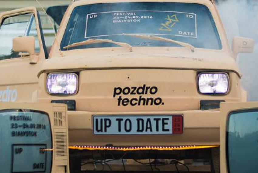Up To Date Festival z podziałem na dni i sceny – BILETY