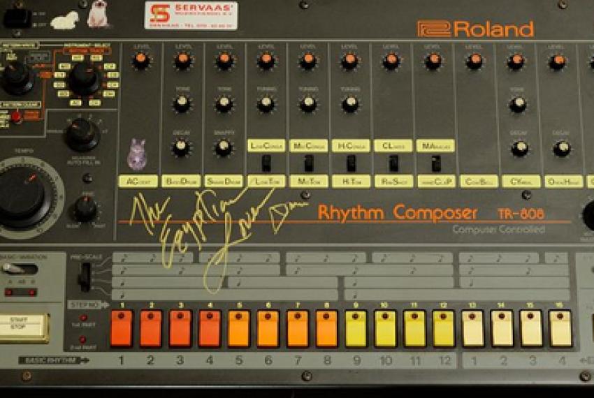 Legowelt stworzył własny emulator TR-808 dla Ableton Live
