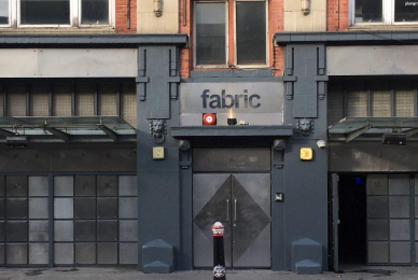 Londyński Fabric będzie znów otwarty! AKTUALIZACJA