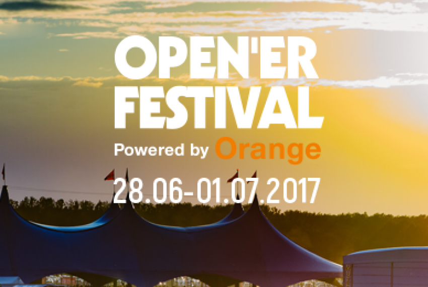 Trzeci headliner Open'er Festival 2017
