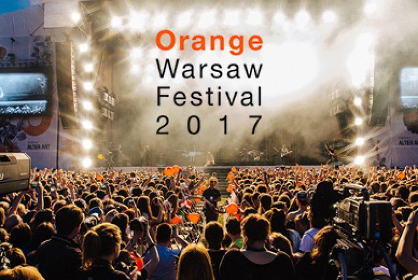 Kto wystąpi na Orange Warsaw Festival 2017?