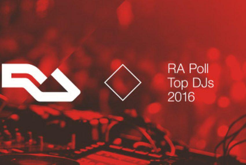 Najpopularniejsi DJ-e 2016 roku według Resident Advisor