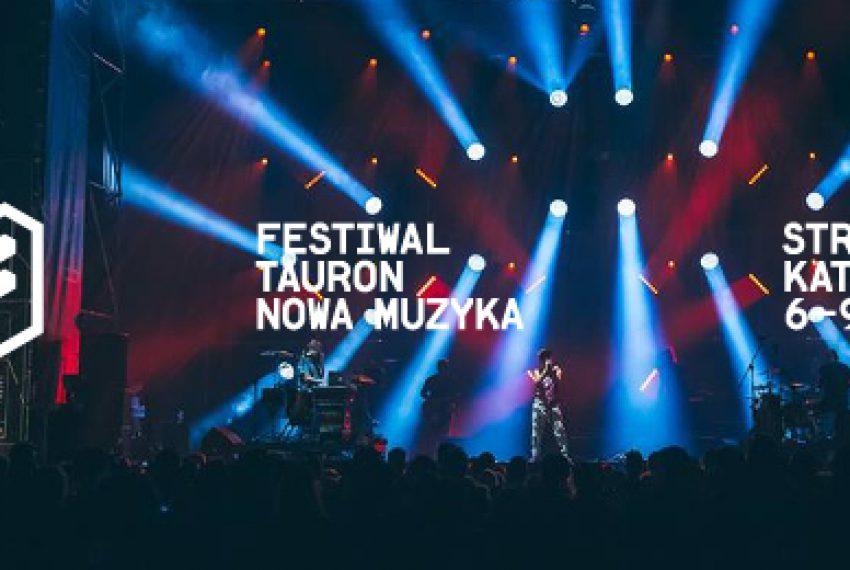 Kolejne gwiazdy Tauron Nowa Muzyka 2017 – BILETY