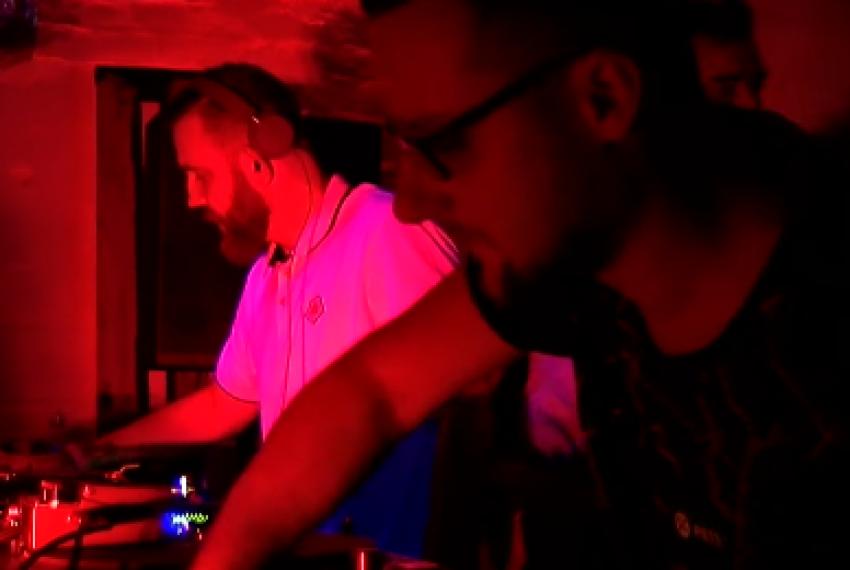 Zobacz video z Boiler Room ze Szczecina