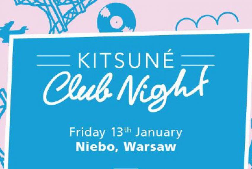 Kitsune Club Night wkrótce w Warszawie – BILETY