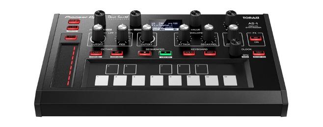Pioneer DJ prezentuje… analogowy syntezator