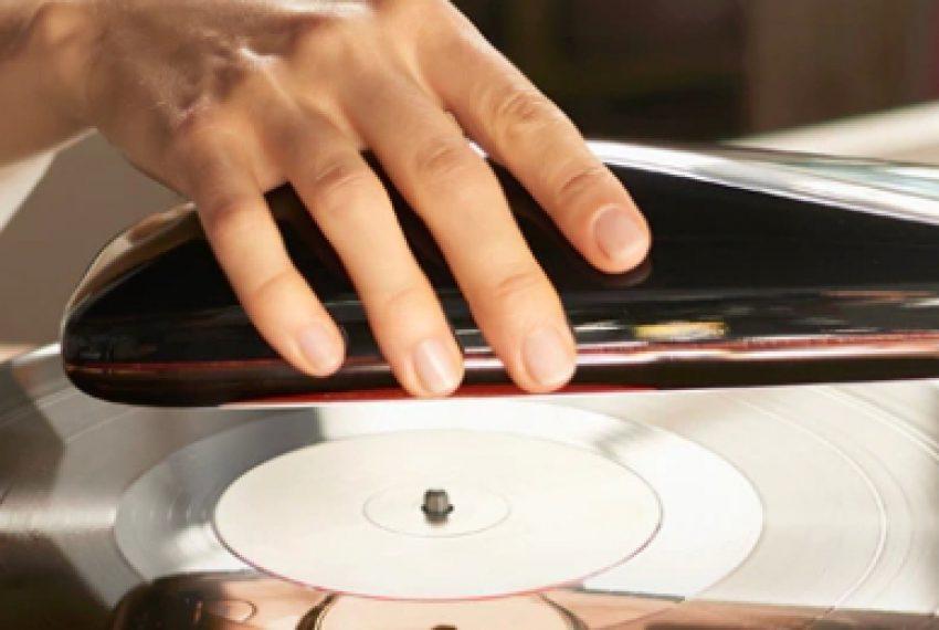 Czy tak wygląda przyszłość gramofonów?