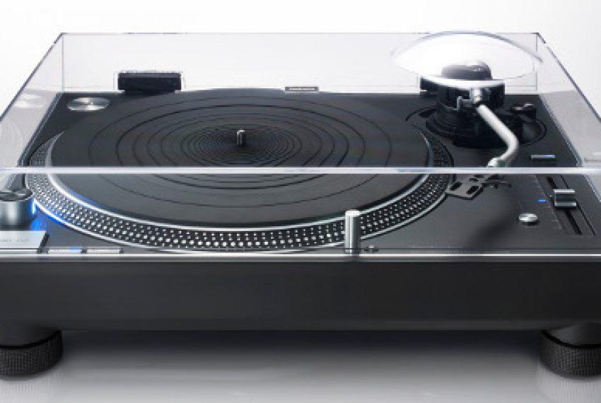 Oto Technics SL-1200 dla DJ-ów