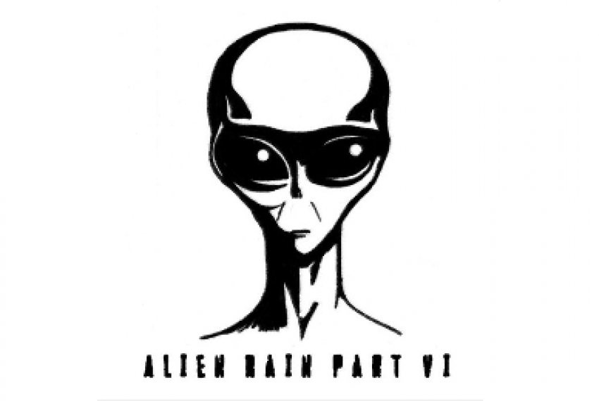 Milton Bradley powraca jako Alien Rain