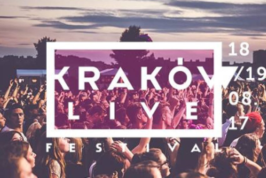 Pierwsze nazwiska na Kraków Live Music Festival