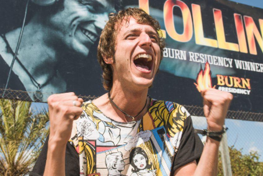 'To może zmienić Twoje życie, tak jak zmieniło moje' – Lollino o Burn Residency – WYWIAD