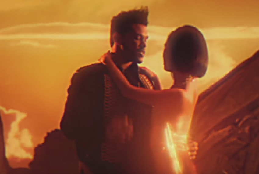 The Weeknd – I Feel It Coming ft. Daft Punk
