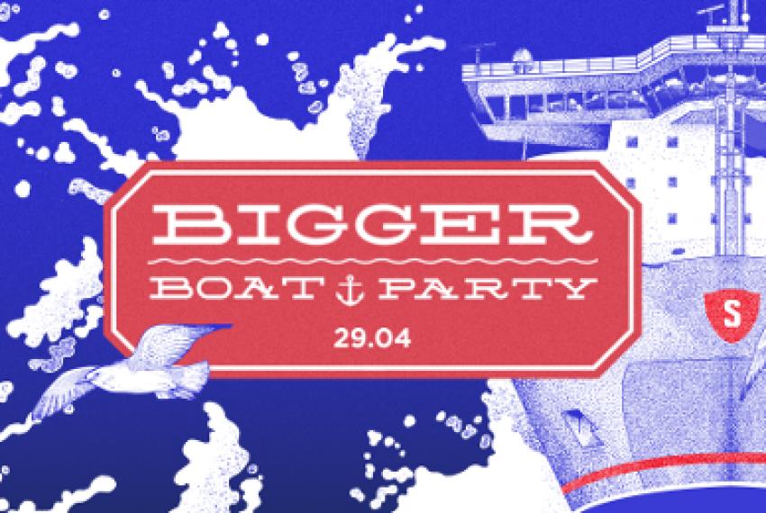 Bigger Boat Party – największy imprezowy rejs już w sobotę!