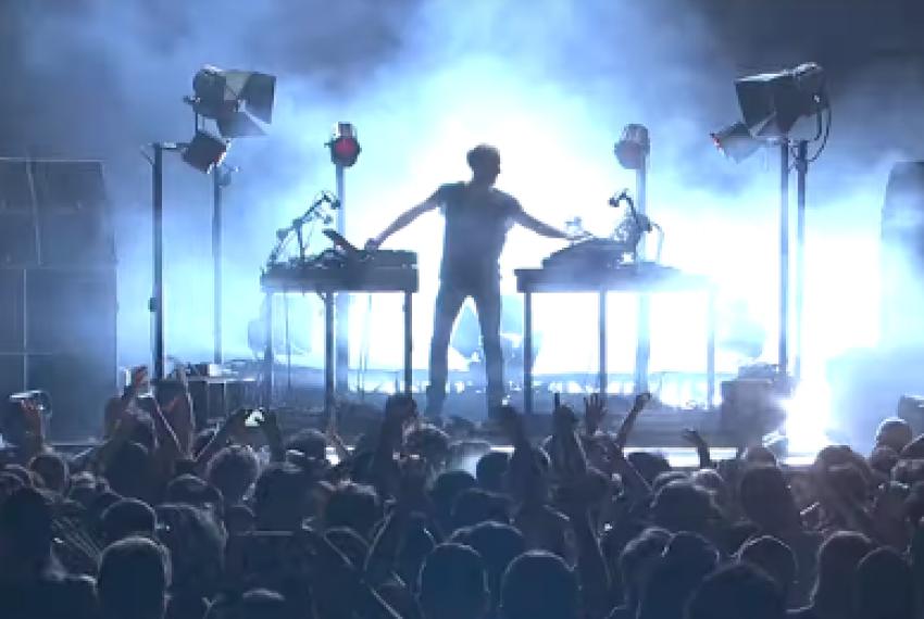 Richie Hawtin zaprezentował show CLOSE – VIDEO