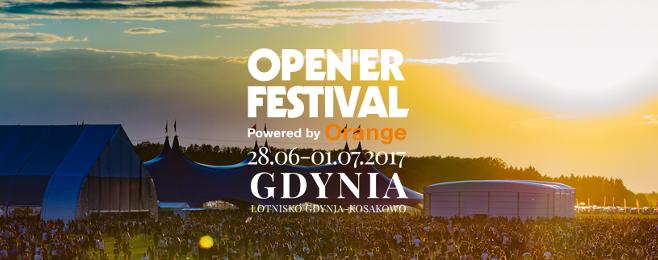 10 artystów dołącza do Open'era