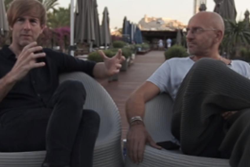 Sven Väth & Richie Hawtin – historia Cocoon Ibiza