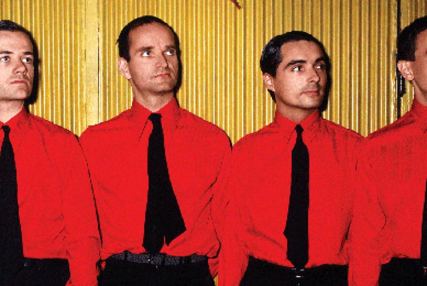 Kraftwerk, Four Tet i Bonobo pośród nominowanych do Grammy