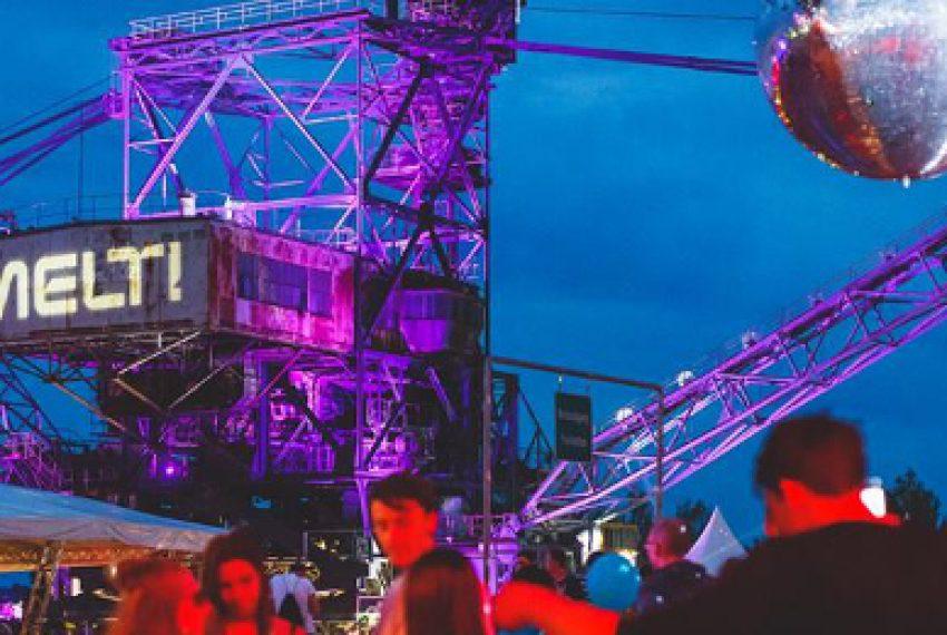 Melt! Festival 2018 – pierwsze ogłoszenie!