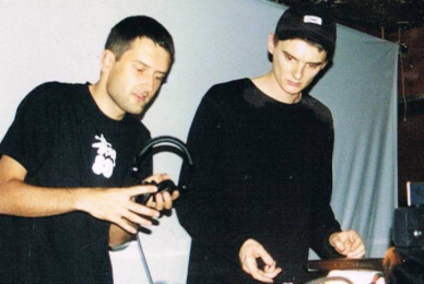 POSŁUCHAJ: Mic Ostap b2b Jacek Sienkiewicz @ Hybrydy 1996