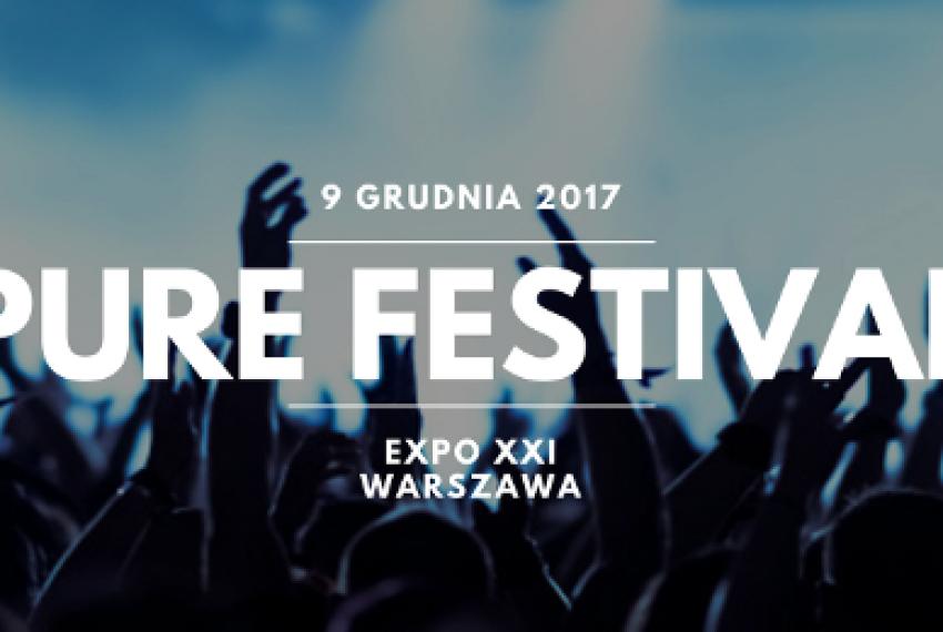 2 tygodnie do nieskończoności czyli PURE Festival w liczbach!