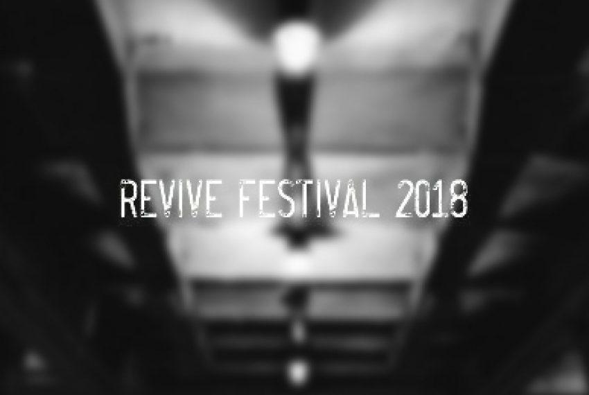 Zobacz gdzie odbędzie się Revive Festival 2018