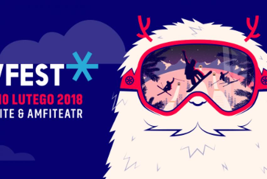 SnowFest ogłasza pierwsze gwiazdy