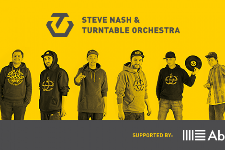 Steve Nash and Turntable Orchestra