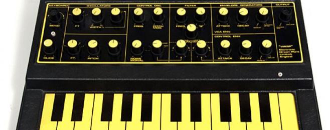 Behringer klonuje kultowe maszyny Korga i Rolanda?