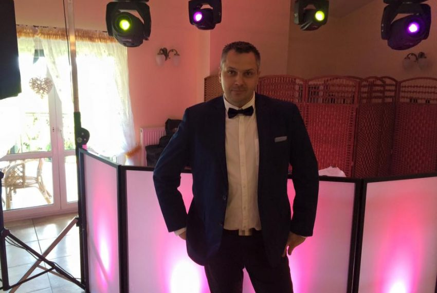 Dj na wesele DJ GLASS
