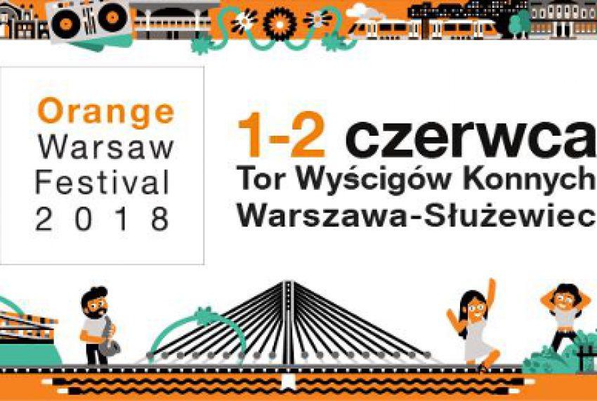 Znamy pierwsze gwiazdy Orange Warsaw Festival!