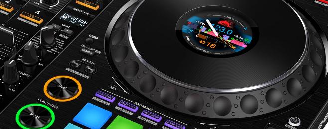 Pioneer DJ rozszerza ofertę kontrolerów