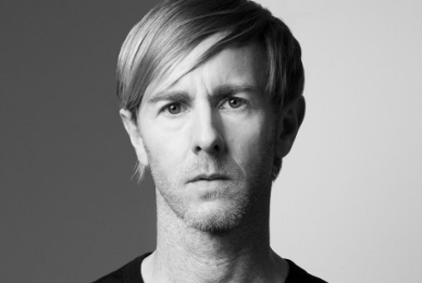 Co Richie Hawtin znalazł pod choinką?