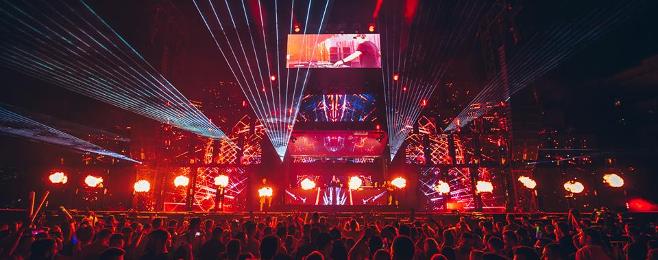 Sunrise Festival zapowiada scenę Techno