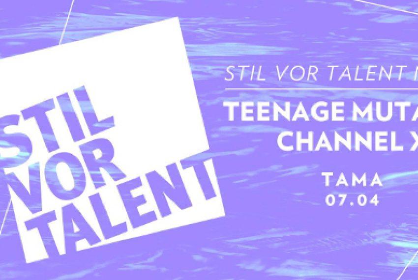 Noc ze Stil Vor Talent – BILETY