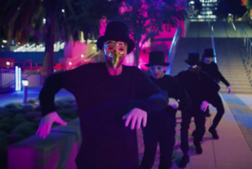 Claptone – In The Night