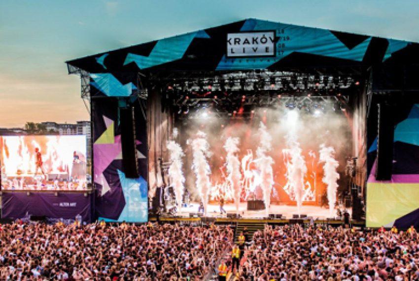 Kraków Live Festival 2018 ogłasza drugiego headlinera