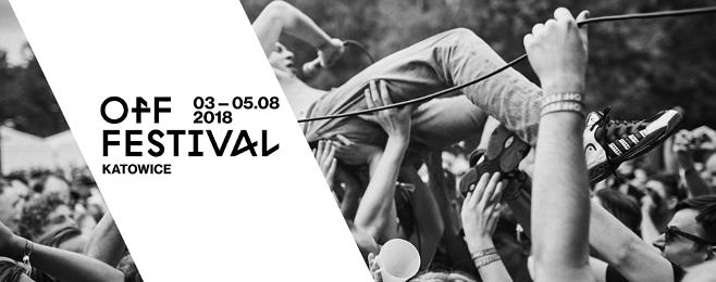 Czwórka nowych artystów w składzie OFF Festival 2018