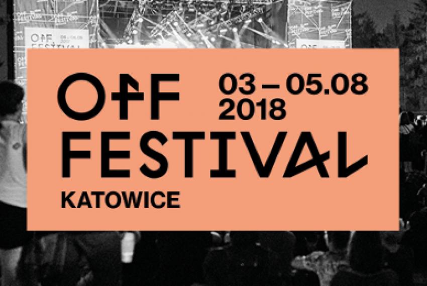 OFF Festival potwiedził kolejnych wykonawców