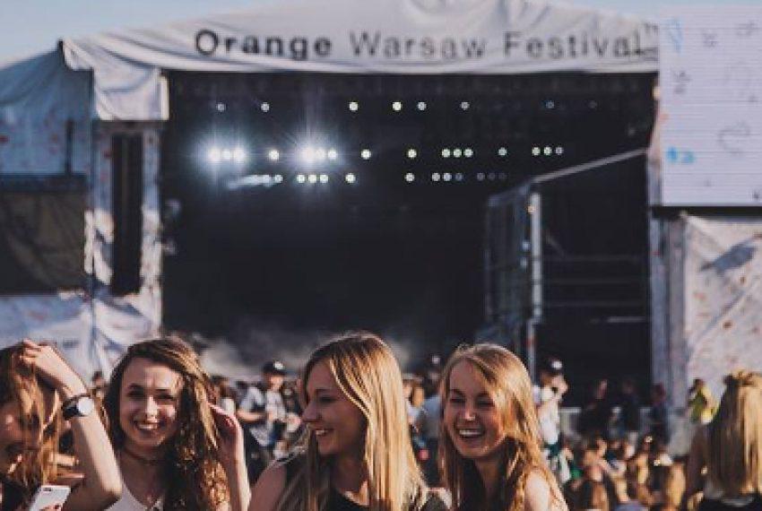 3 kolejnych artystów na Orange Warsaw Festival 2018